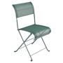 Fermob Stuhl Dune Premium  Zederngrün 02 ohne Armlehne