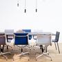 Stuhl Aluminium Chair EA 103 Vitra