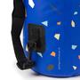 Schwimmbag Blau Atelier Goldiger Schlüssel