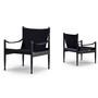0005 safari chair 61x61 cm oak black lacquered canvas 10 1 613554