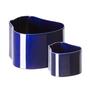Artek riihitie uebertopf  form a gross klein blau frei