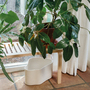 Artek riihitie uebertopf  form a gross weiss ohne pflanze ambiente