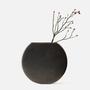Moon vase 01 med blomst