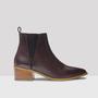 Ula merlot boots 1