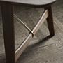 Mogensen bm1160 hunting table walnut detail 2 20h3000