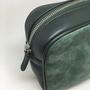 Asr pouch green detail