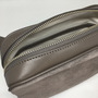 Asr pouch taupe innen