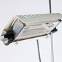 Colombo joe colombo oluce 626 blanc luminaire lighting design signed 22534 product