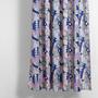 Cotton shower curtains pomo artist cotton shower curtain waterproof by sophie probst 1 1024x1024