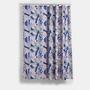 Cotton shower curtains pomo artist cotton shower curtain waterproof by sophie probst 2 1024x1024