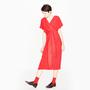 Marzec dress red 2
