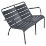 Fermob Doppel-Lounger Luxembourg  Anthrazit 47
