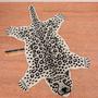 Teppich Snowy Leopard Doing Goods