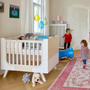Richard Lampert Niedriges Kinderbett Famille Garage