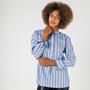 Hemdbluse mit Streifen von PS Paul Smith