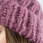 Mütze Mohair Pret-a-faire