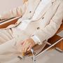 Entspannte Anzugshose von Closed in Peony