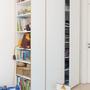2-türiger Schrank Modular Plus mit Seitenregal von Müller Möbelwerkstätten
