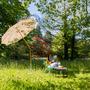 Sonnenschirm Alexo Glatz