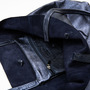 Metallic Tote Bag von 'George Koutrios'