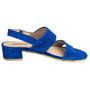 Absatz-Sandale von 'Angulus' in Statement-Blau
