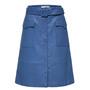 Selected Femme Blauer Lederjupe von 'Selected'  34