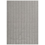 Toulemonde Bochart  Aussenteppich 'Torsade' Grau, 250 x 350 cm