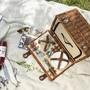 Schneider Korbwaren Picknickkorb 12