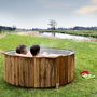 Dutchtub Wood doubledutch Holz Outdoorbad 02