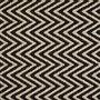 Herringbone noir blanc tb m c