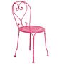 Fermob 1900 stuhl pink