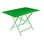 Fermob bistrotable 117x77 vert prairie
