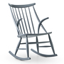 Iw3 rocking chair laquered beechwood colour concrete 1 420012