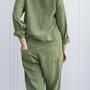 10 maiocci jumpsuit olivgr c3 bcn