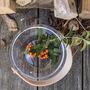 04 holmegaard vase lederhenkel