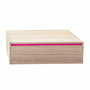 Balsabox personal pink zu