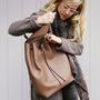 07 yoshiki leder rucksack braun