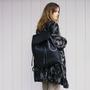01 yoshiki leder rucksack schwarz