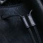 06 yoshiki bucket bag schwarz