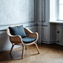 Sessel Madame aus Rattan von Sika Design