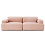 Connect sofa rose medium