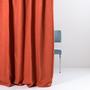 Zigzagzurich vorhang orange