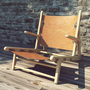 Sessel Hunting Chair Fredericia