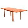 Costa table allonge carotte