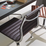 Vitra aluminium chair ea 101 trape cc 80ze 1