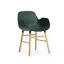 602766 form armchair greenoak 1
