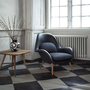 Swoon leather easy chair fredericia furniture 233765 rele0a989e0