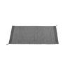 Ply rug dark grey 85x140 wb med res