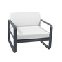 Bellevie fauteuil 20bas carbone