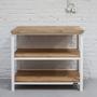 Noodles kitchen shelf basic 100 white 4753 m 20(max. 201600px) 20 2446880